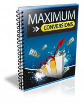 Maximum Conversions eBook with Resale Rights