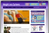 Weight Loss Blog Template with Personal Use Rights