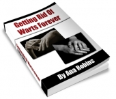 Getting Rid Of Warts Forever eBook with Private Label Rights