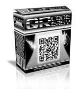 QR Code Easy Software with Master Resale Rights