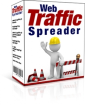Web Traffic Spreader Software with Master Resell Rights