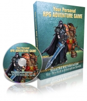 Your Personal RPG Adventure Game Video with Master Resale Rights