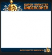 Big Launch Express - Super Marketer Undercover Template with Personal Use Rights