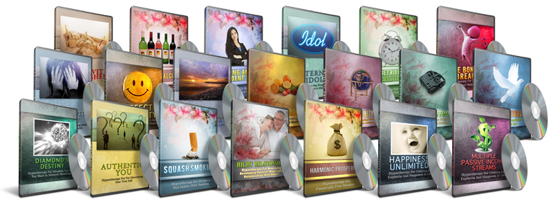 Audio Adrenaline Hypnotherapy Series