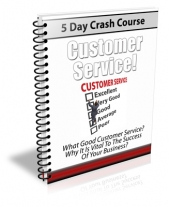 Customer Service eBook with Private Label Rights