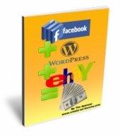 eBay Auctions On Facebook! eBook with Giveaway Rights