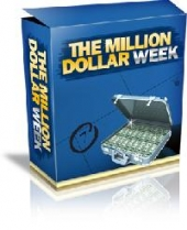 The Million Dollar Week eBook with Resale Rights