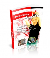 Online Dating Secrets eBook with Private Label Rights