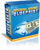 Residual Income Blueprint eBook with Resale Rights