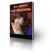 All About Cat Training eBook with Private Label Rights