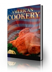 American Cookery eBook with Private Label Rights
