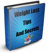 Weight Loss Package Gold Article with Private Label Rights