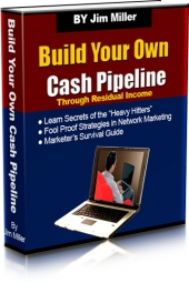 Build Your Own Cash Pipeline eBook with Private Label Rights