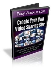 Create Your Own Video Sharing Site Video with Personal Use Rights