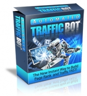 Automated Traffic Bot Software with Personal Use Rights