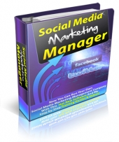 Social Media Marketing Manager Video with Personal Use Rights