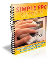 Simple PPC Secrets eBook with Private Label Rights