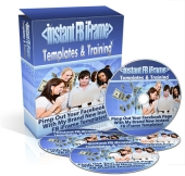 Instant FB iFrame Templates & Training Video with Personal Use Rights