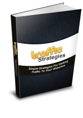 Traffic Generation eBook with Resale Rights