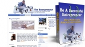 Be A Successful Entrepreneur - Themes Pack Template with Personal Use Rights