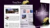 Feng Shui Themes Pack Template with private label rights