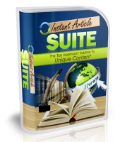 Instant Article Suite Video with Master Resale Rights