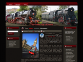 Steam Engines - 02 Template with Master Resale Rights