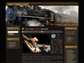 Steam Engines - 01 Template with Master Resale Rights