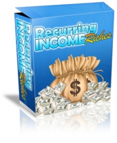 Recurring Income Riches Software with Master Resale Rights