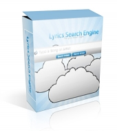 Lyrics Search Engine Software with Resale Rights