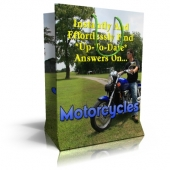Motorcycles Theme Template with Personal Use Rights