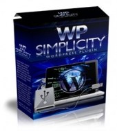 WP Simplicity Software with Personal Use Rights