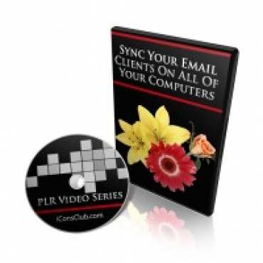 Sync Your Email Clients On All Of Your Computers