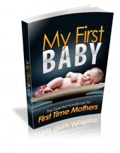 My First Baby eBook with Private Label Rights