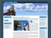 Church Theme 02 Template with Master Resale Rights
