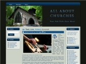Church Theme 03 Template with Master Resale Rights
