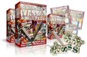 Resell Rights Warrior Squeeze Pages! Video with Master Resale Rights