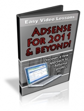 Adsense For 2011 & Beyond! Video with Personal Use Rights