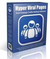 Hyper Viral Pages Software with Master Resale Rights