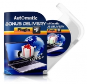 Automatic Bonus Delivery Plugin Video with Master Resale Rights