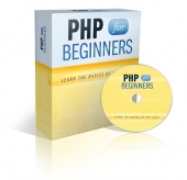 PHP For Beginners Video with Master Resale Rights