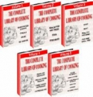 The Complete Library Of Cooking eBook with Resell Rights