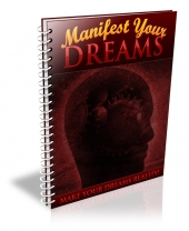 Manifest Your Dreams eBook with private label rights
