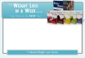 Weight Loss In A Week Gold Article with Private Label Rights
