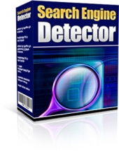 Search Engine Detector Software with Master Resale Rights