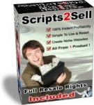 Scripts2Sell Package Software with Resell Rights
