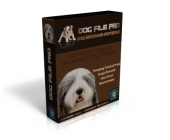 Dog File Pro Software with Master Resale Rights