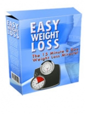Easy Weight Loss Software with Master Resale Rights