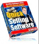 Quick Selling Software Software with Resell Rights