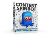 Content Spin Bot Software with private label rights